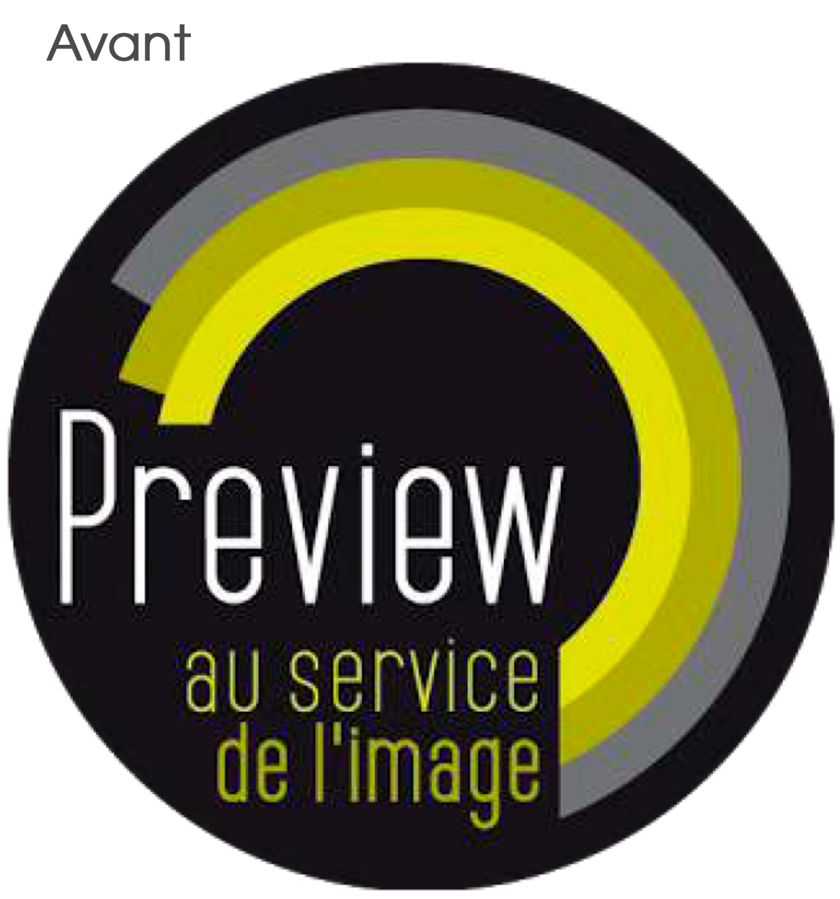 Ancien logo Preview
