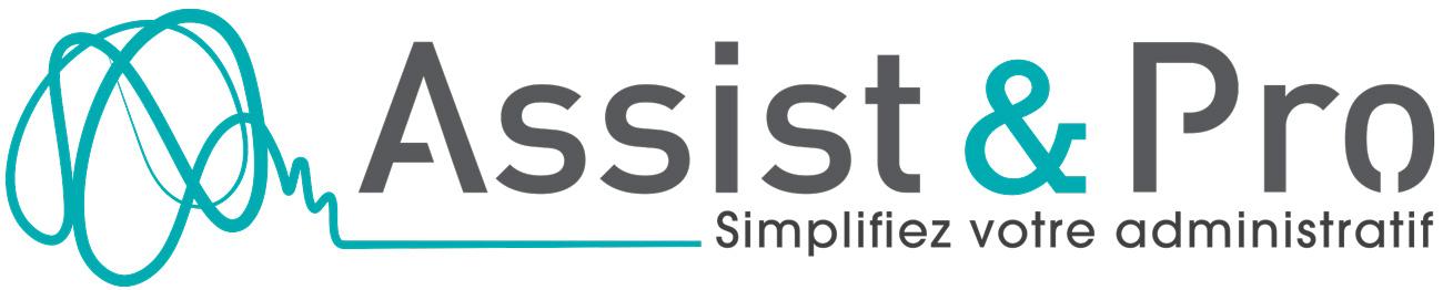 création de logo pour assist & pro