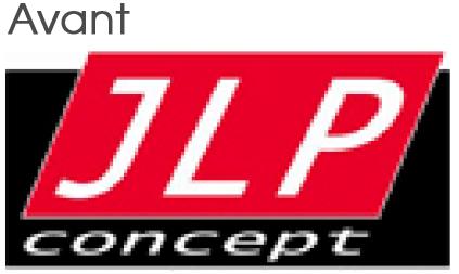 Ancien logo JLP concept