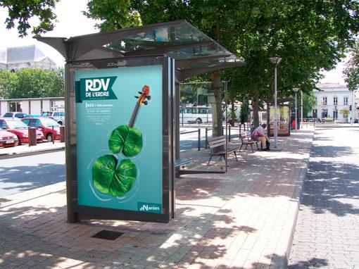 Affiche RDV de l'Erdre