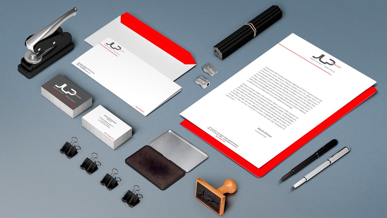 Papeterie JLP concept